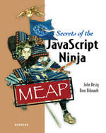 JavaScript Ninja-MEAP Preview