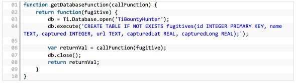 JavaScript Code #1