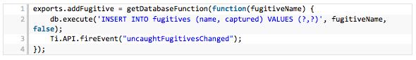 JavaScript Code #2