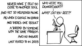 Image courtesy of XKCD