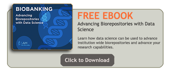 Free eBook - Advancing Biorepositories with Data Science